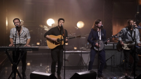 Mumford and Sons Guiding Light The Tonight Show starring Jimmy Fallon