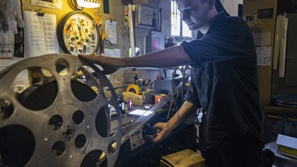musicboxtheatre 70mm 0057 e1536948488367 The Film Stays in the Picture: A Guide to 70mm Film Projection
