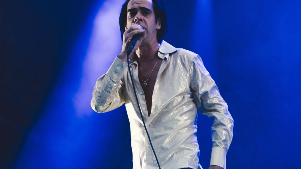 Nick Cave and the Bad Seeds In Studio Los Angeles Ellie Pritts