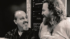 Nick John and Brent Hinds