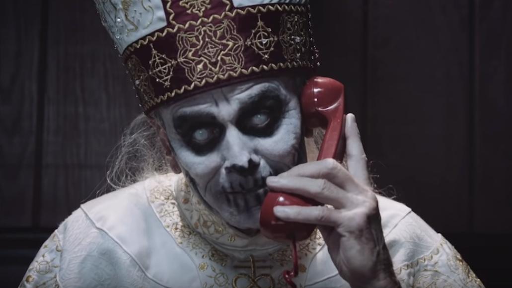 Papa Emeritus Ghost