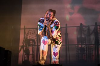 Post Malone, photo by Alive Coverage