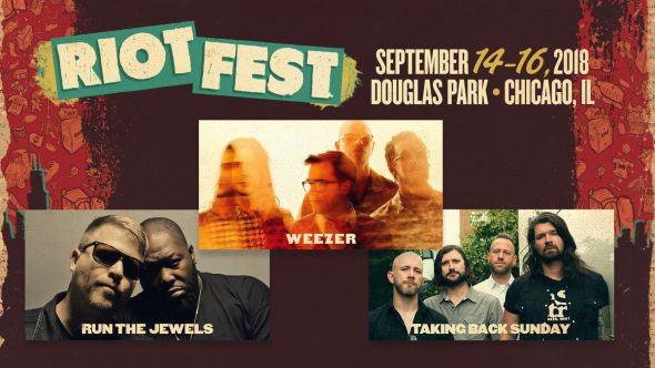 Riot Fest lineup additions