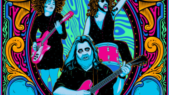 Roky Erickson & White Mystery Psychedelic Generations Tour