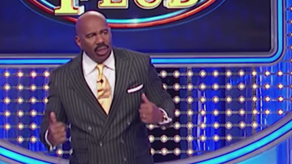 Steve Harvey, Family Feud