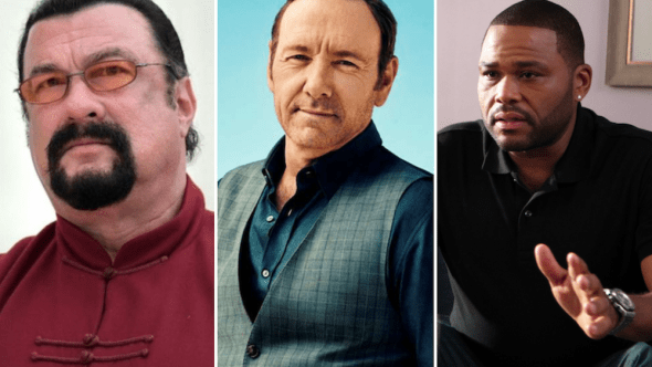 Steven Seagal, Kevin Spacey, Anthony Anderson Los Angeles LA District Attorney Declines Sexual Assault Charges