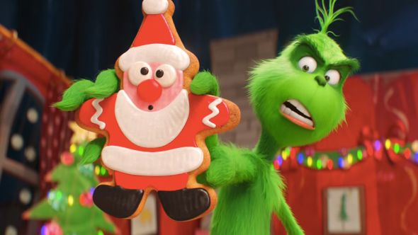 The Grinch Trailer Tyler the Creator