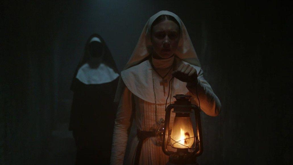 The Nun, Warner Bros. Studios