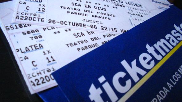 Ticketmaster allegedly operated secret scalping program