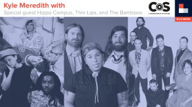 Kyle Meredith With... Hippo Campus, Thin Lips, and The Bamboos