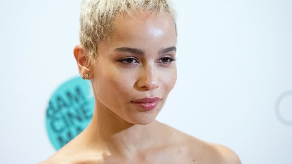 Zoe Kravitz by Getty Images