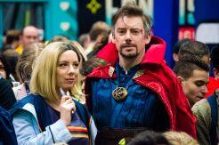 13th Doctor Who Doctor Strange New York Comic Con 2018 Ben Kaye-108