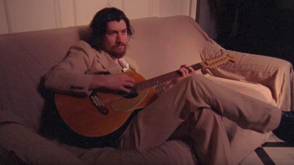 Arctic Monkeys Behind the Scenes Warp Speed Chic