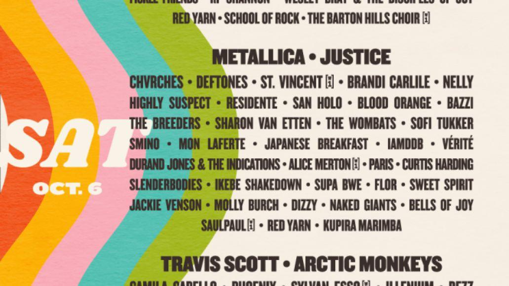 Austin City Limits Music Festival Poster 2018
