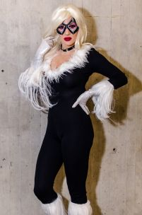 Black Cat New York Comic Con 2018 Ben Kaye-2