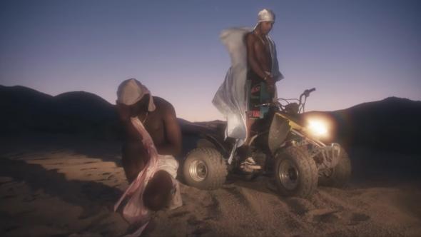 blood orange chewing gum music video asap rocky