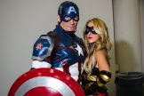 Captain American and Ms. Marvel New York Comic Con 2018 Ben Kaye-3