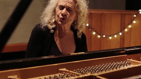 Watch Carole King performing One new version elections 2018