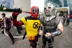 Deadpool Juggernaut New York Comic Con 2018 Ben Kaye-128