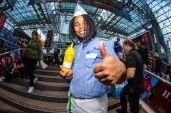 Ed Good Burger New York Comic Con 2018 Ben Kaye-11
