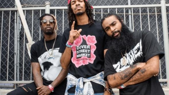 Stream Flatbush Zombies New World Order New Rap Music