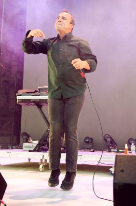 Future Islands-There's No Leaving New York-Ben Kaye