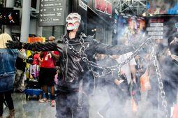 Ghost Rider New York Comic Con 2018 Ben Kaye-67