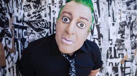 Green Day's Tré Cool