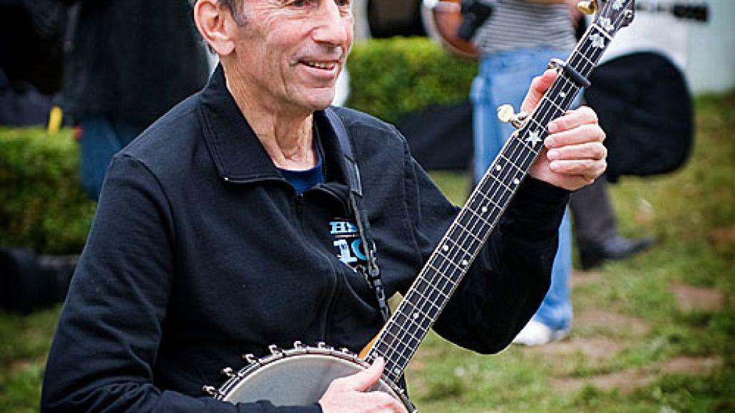 Hardly Strictly Bluegrass Founder Warren Hellman