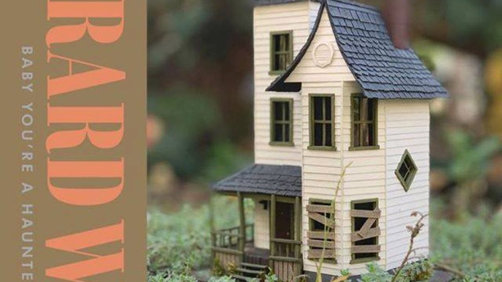 Haunted House artwork gerard way