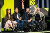 Hellboy David Harbour Daniel Dae Kim Sasha Lane Mike Mignola New York Comic Con 2018 Ben Kaye-95