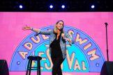 Jena Friedman, Adult Swim Festival, photo by Adult Swim