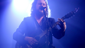 """Video Jim James """"Over and Over"""" on The Tonight Show"""