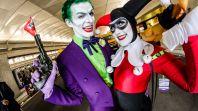 Joker Harley Quinn New York Comic Con 2018 Ben Kaye-115
