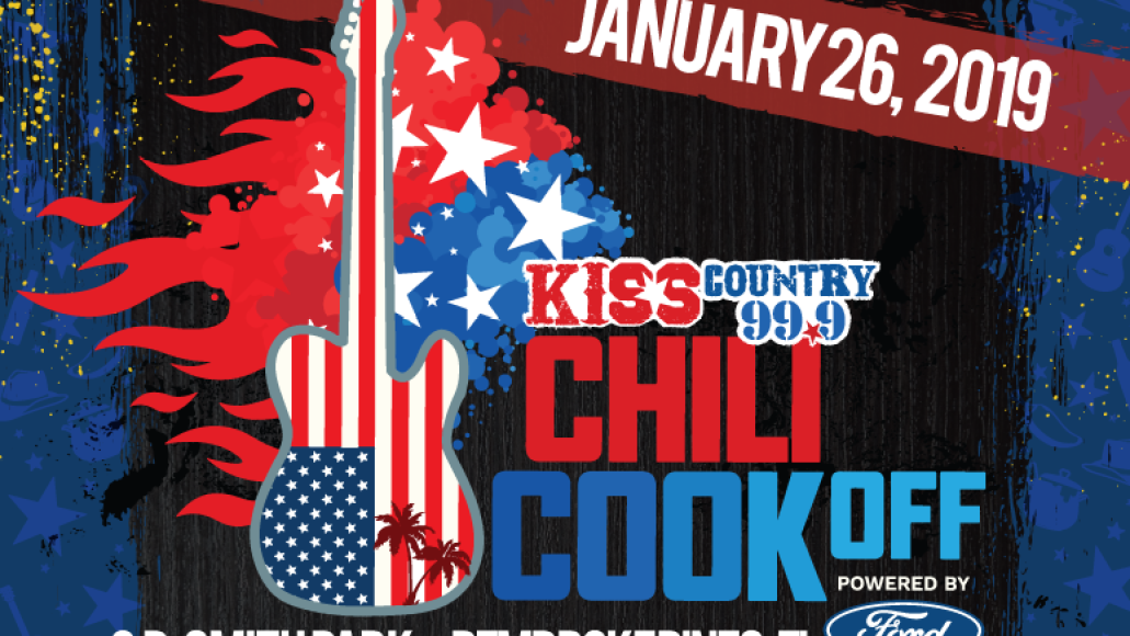 KISS Country 99.9 Chili Cook Off 2019