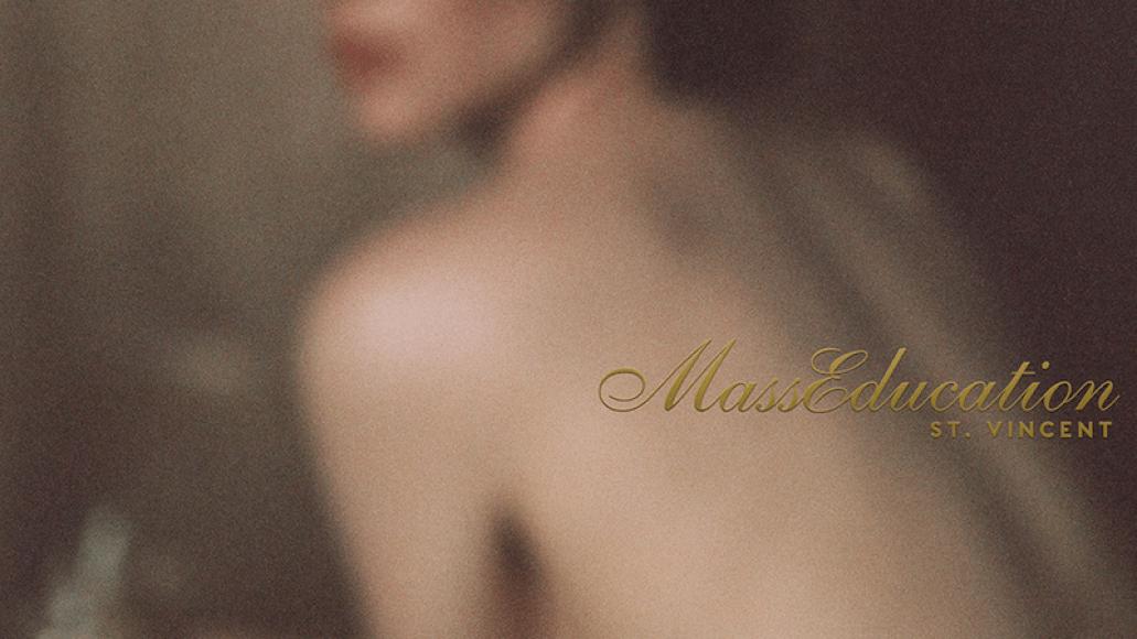 MassEducation St. Vincent Album Artwork Cover Art