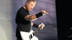 Metallica, Austin City Limits 2018, photo by Amy Price