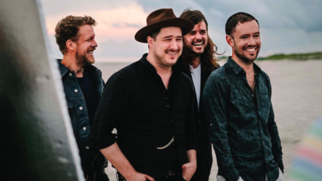 Mumford and Sons, photo by Gavin Batty