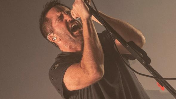 Nine Inch Nails Melinda Oswandel Rock and Roll Hall of Fame snub response trent reznor