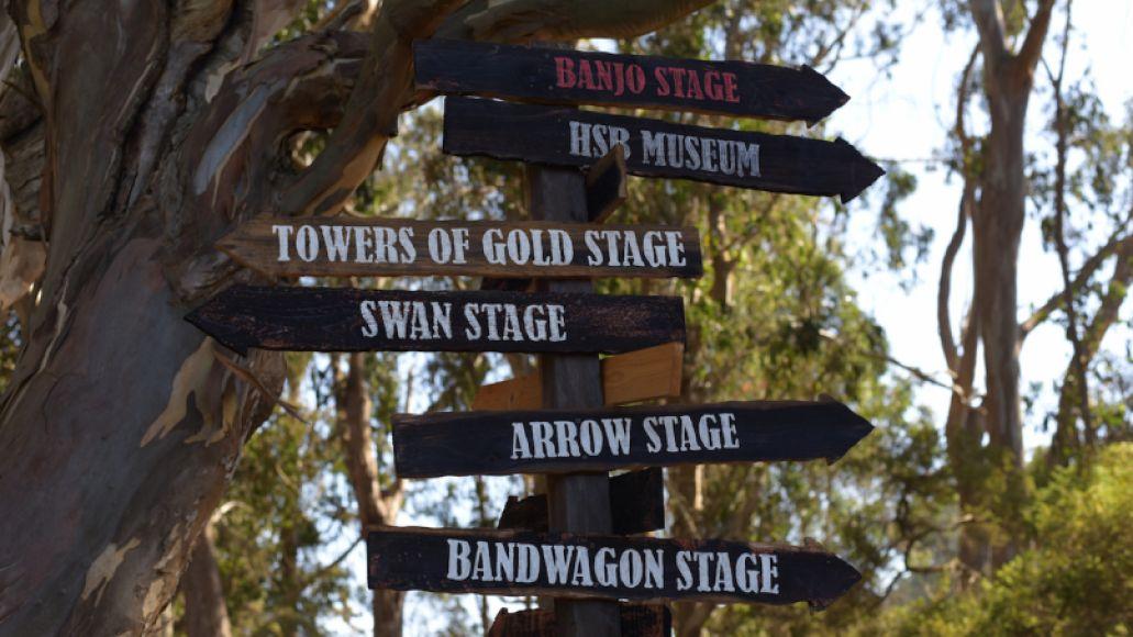 Pick a Stage (Photo by Kristen Wrzesniewski)
