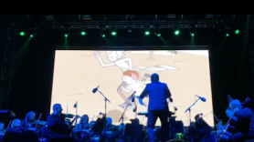 """Video """"The Rick and Morty Musical Ricksperience"""" at Adult Swim Festival 2018"""
