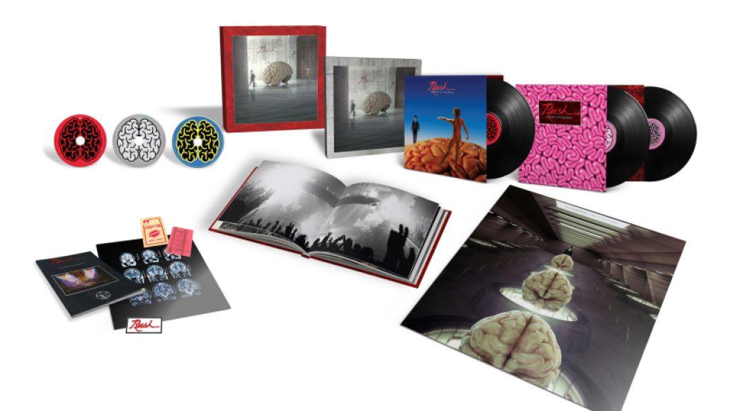 Rush Hemispheres Deluxe