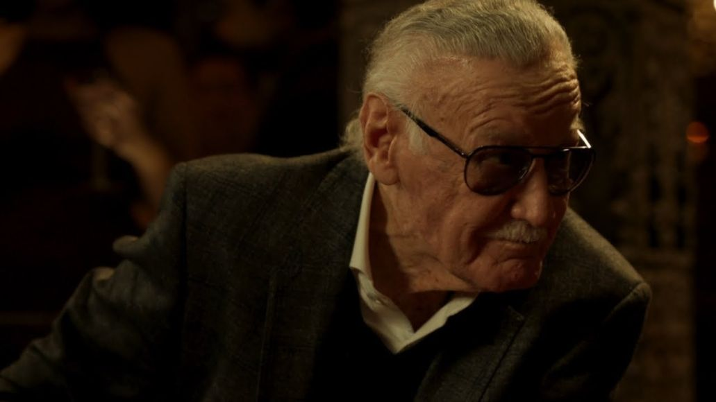 stan lee black panther cameo
