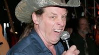 Ted Nugent rock roll hall of fame snub crosby beef
