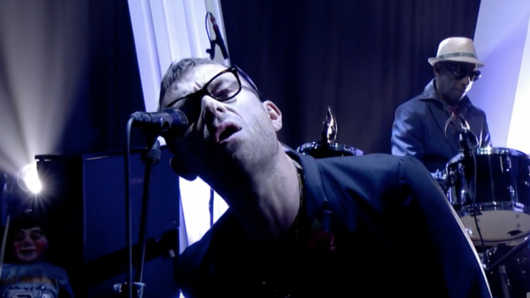 The Good The Bad & The Queen on Jools Holland