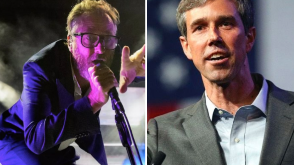 The National and Beto O'Rourke
