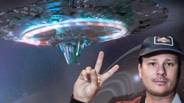 Tom DeLonge UFO hunt in debt millions SEC