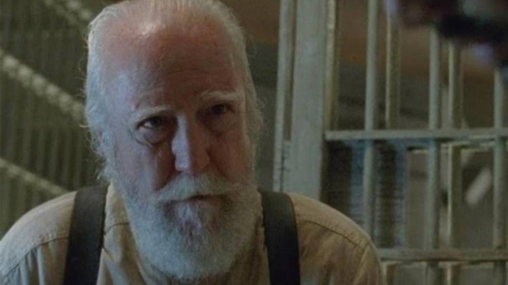 Walking Dead's Scott Wilson