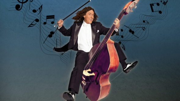 Weird Al Yankovic strings attached symphony orchestra tour