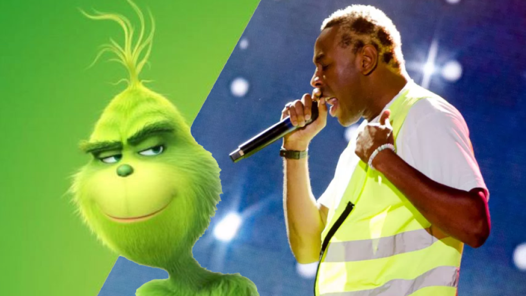 You're A Mean One Mr Grinch Tyler the Creator Movie Soundtrack Theme